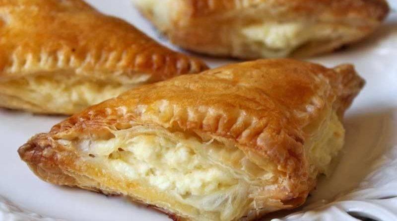 Пирожки из теста фило рецепты с фото