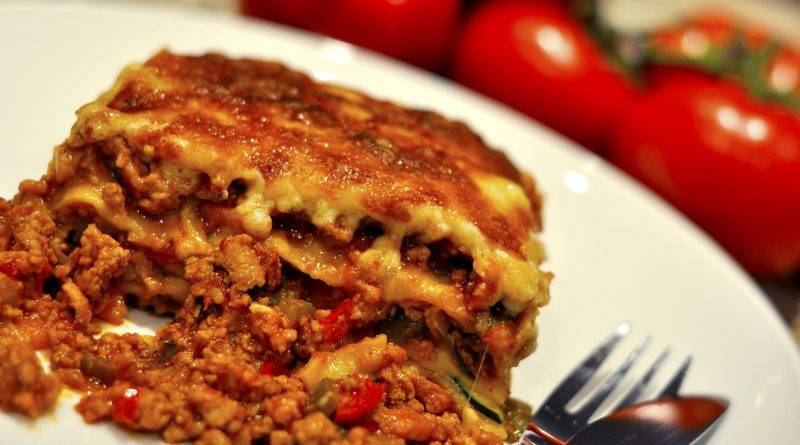 Итальянская еда