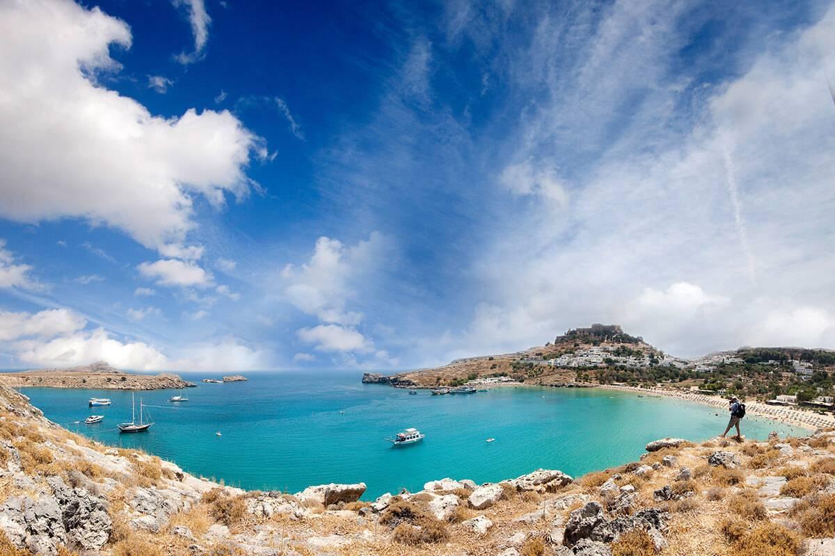 В греции море или океан