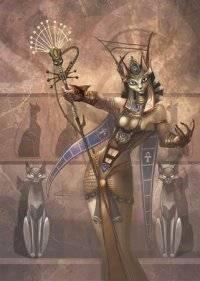 Богиня защиты