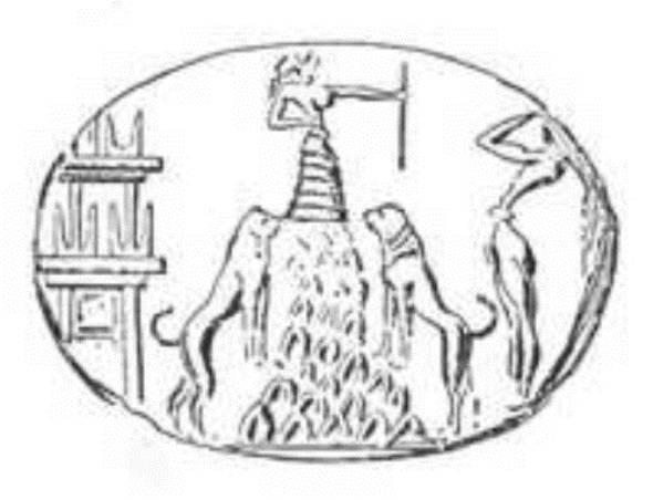 Легендарный лабиринт кносского дворца сообщение