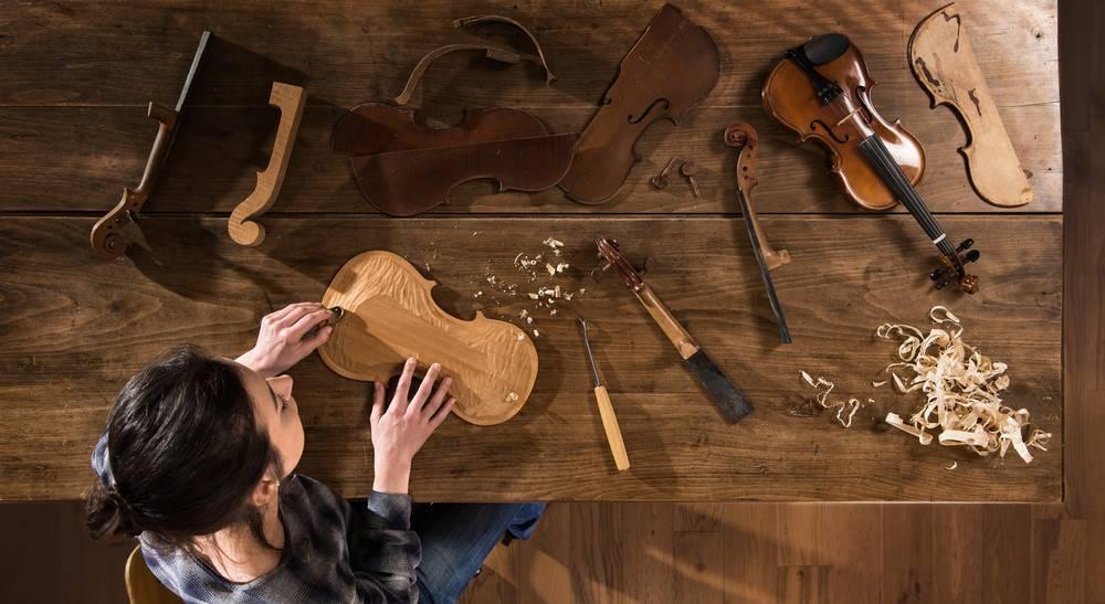 Семья итальянских скрипичных мастеров