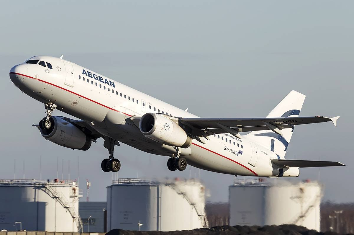 Авиакомпании греции