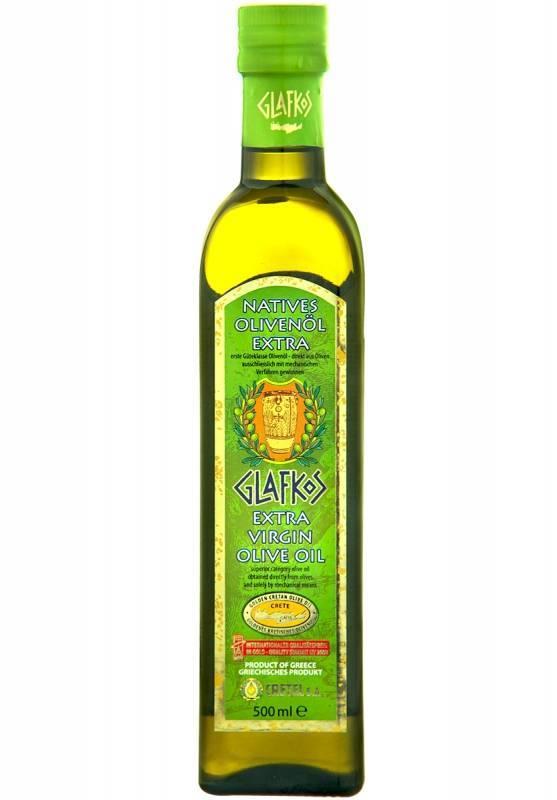 Оливковое масло из греции в жестяной банке