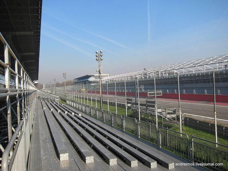 Monza autodromo