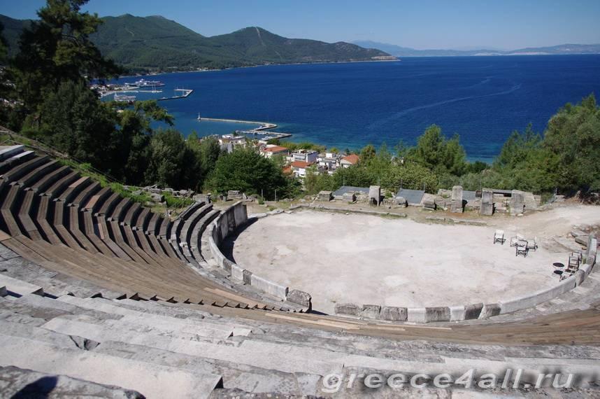 Памятники культуры древней греции