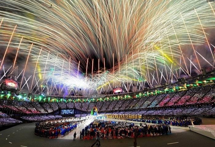 История создания олимпийских игр
