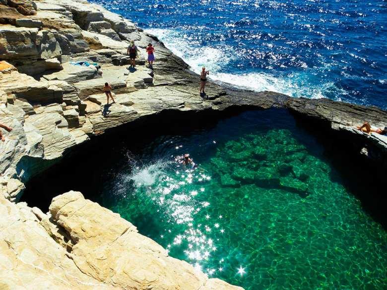 Остров тасос греция фото