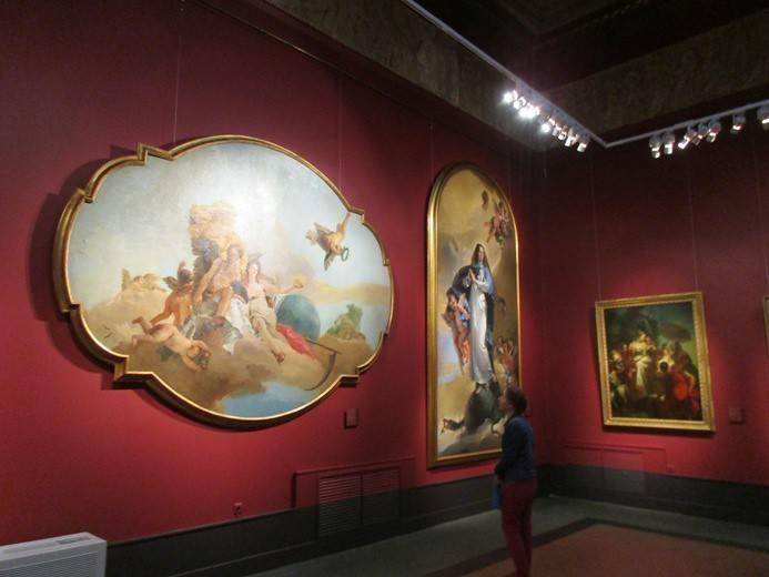Венецианская живопись в пушкинском музее