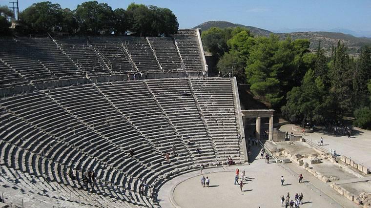 Три стиля архитектуры древней греции