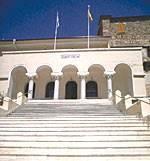Храмы афона