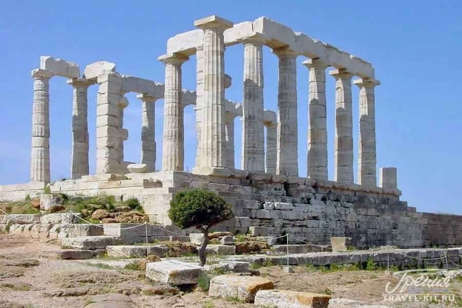 Аттика греция