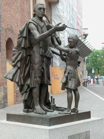 Итальянский создатель скрипок