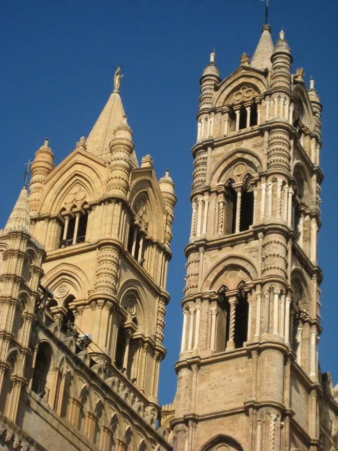 Кафедральный собор палермо сицилия