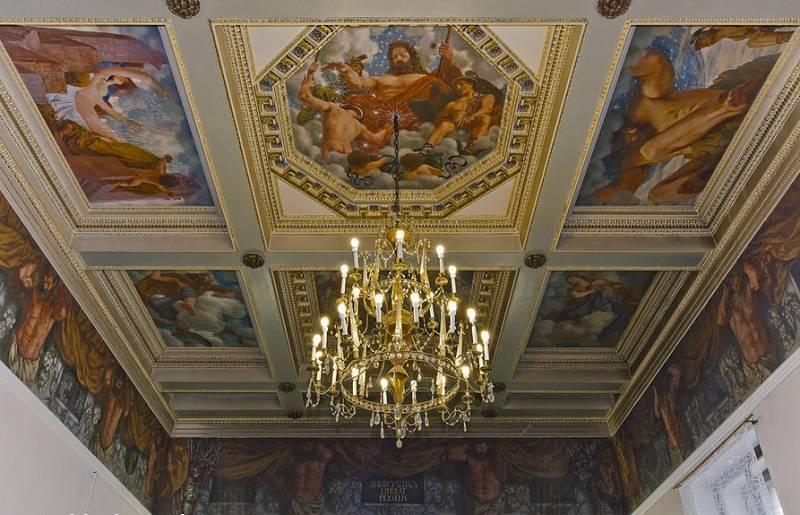 Итальянское палаццо тарасовых с посещением особняка