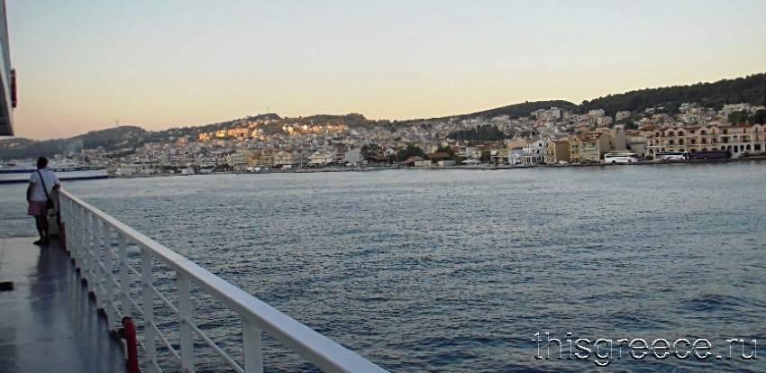 Лефкада греция как добраться