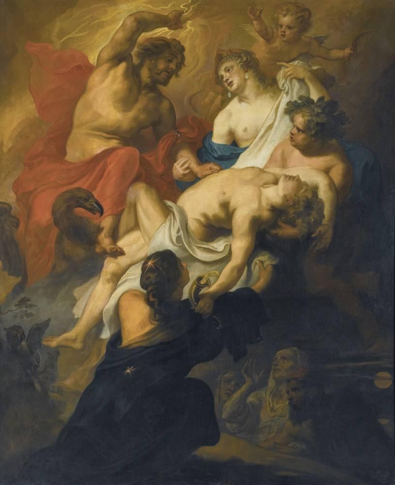 Греческие богини картины