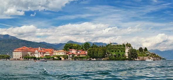 Борромейские острова озера маджоре