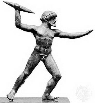 История возникновения олимпийских игр древности