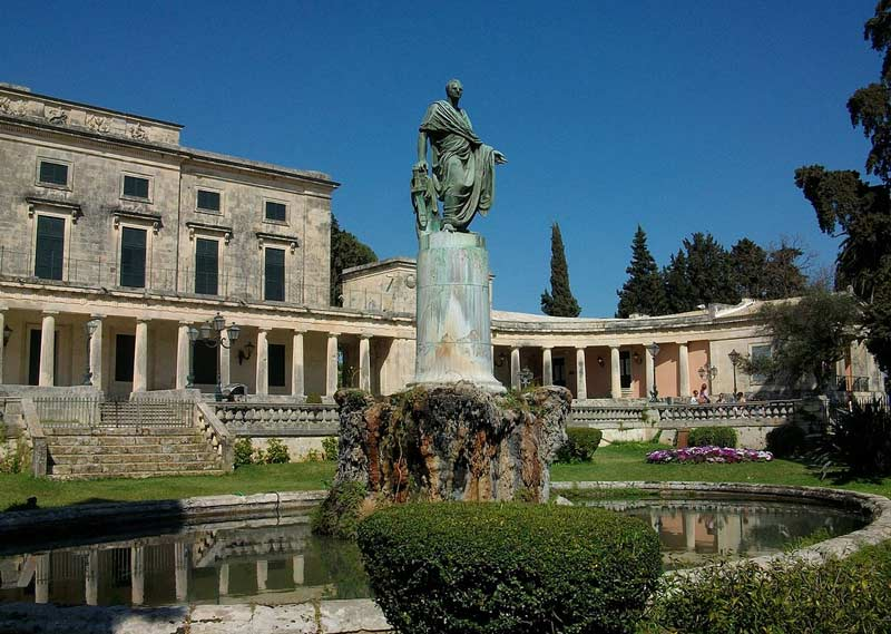 Храм святого спиридона на корфу