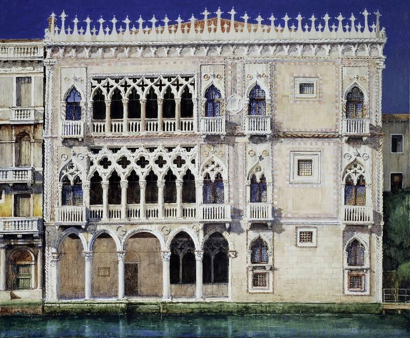 Венеция юнеско