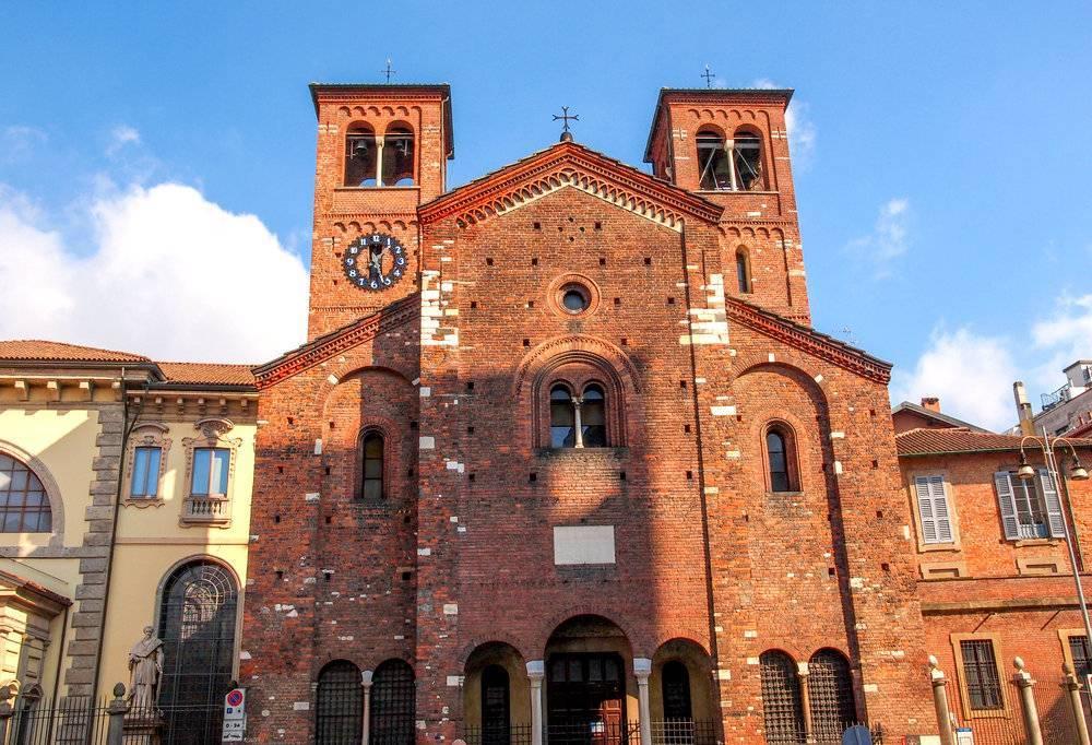 Миланский собор италия