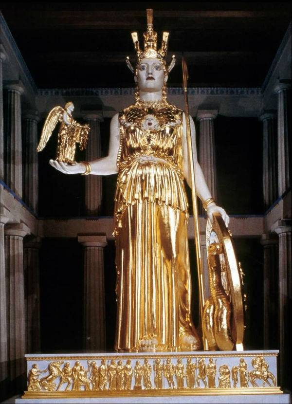 Скульптуры древней греции фото с названиями