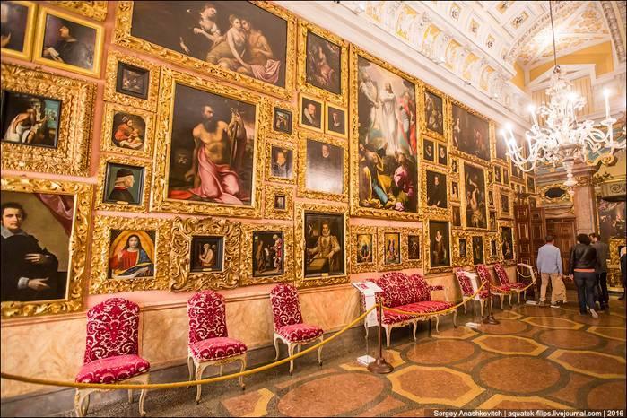 Дворцы италии фото