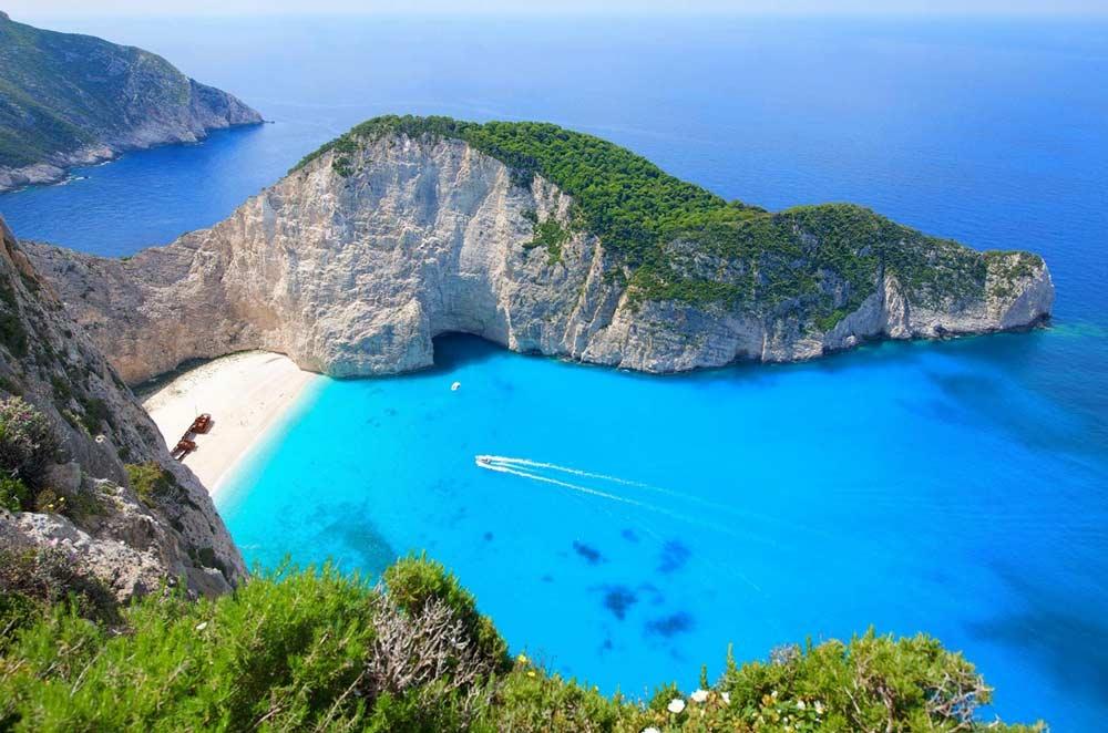 Греческие острова где лучше отдыхать