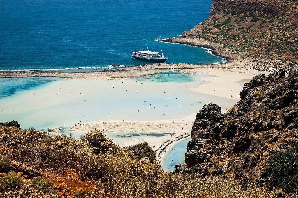 Остров крит фото пляжей