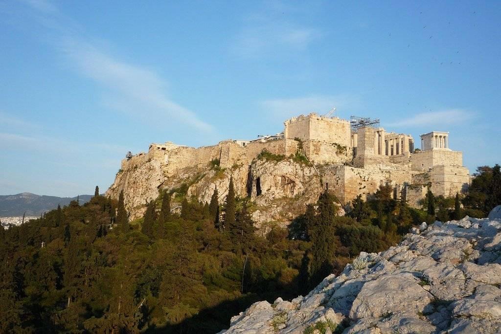 Акрополь афины греция
