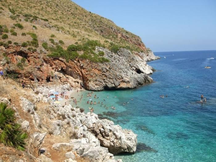 Самые красивые пляжи италии
