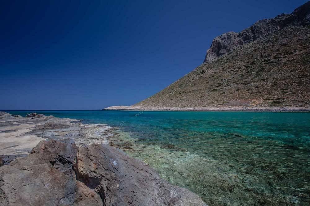 Песчаные пляжи крита