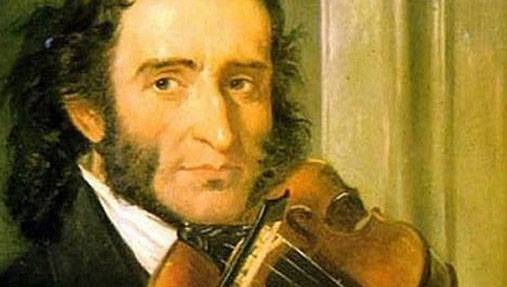 Паганини фото композитора