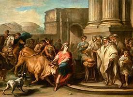 Герой древнегреческого мифа художник мастер 5 букв