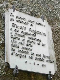 Где похоронен паганини