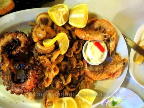 Национальные блюда греции с фото и описанием