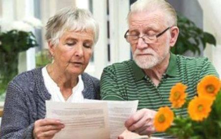Размер пенсии в греции