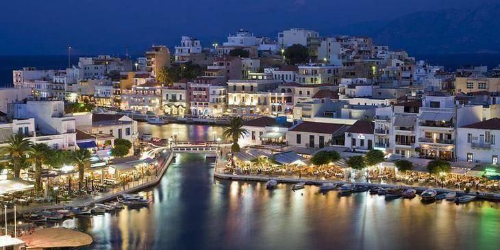 Самые красивые острова греции для отдыха