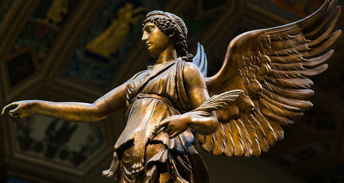 Богиня красоты у греков