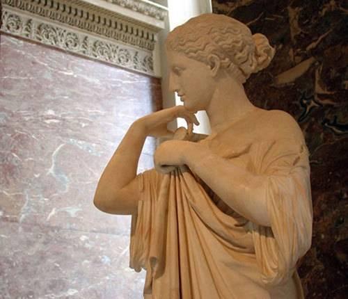Скульптуры мужчин древней греции