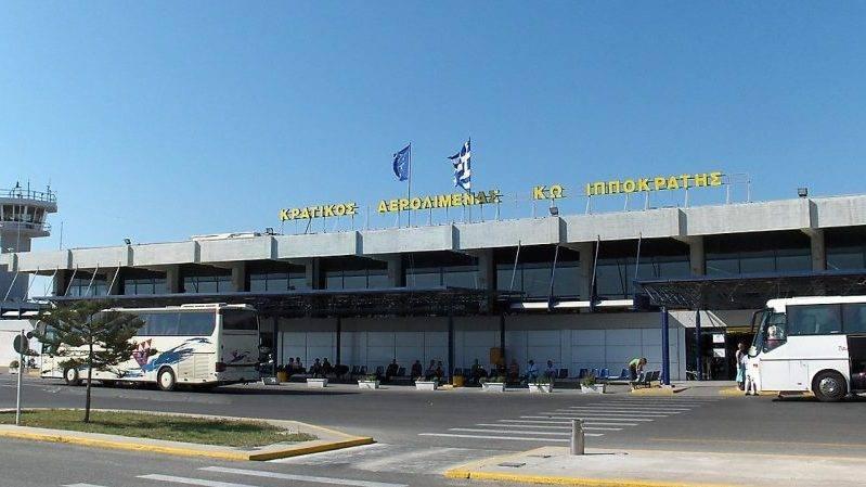 Аэропорты греции международные на карте