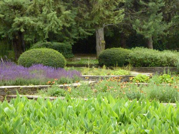 Греческий сад