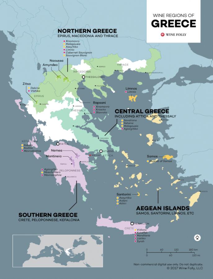 Государственный язык греции