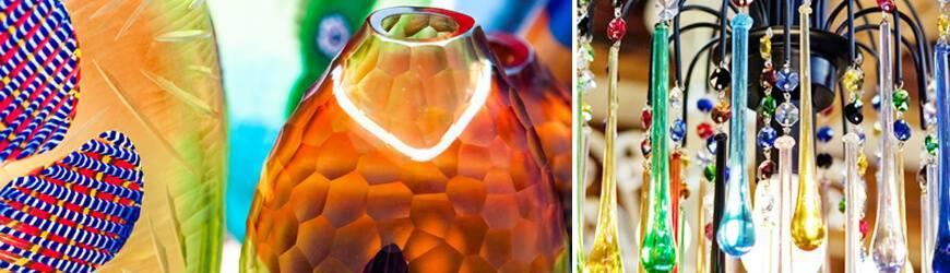 Что такое муранское стекло