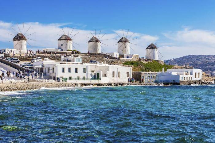 Курорты греции где лучше отдыхать