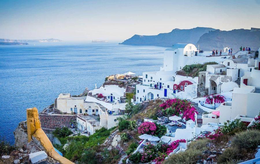 Когда лучше ехать в грецию на море
