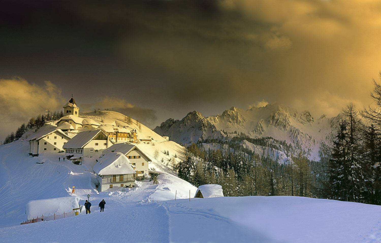 Тарвизио горнолыжный курорт