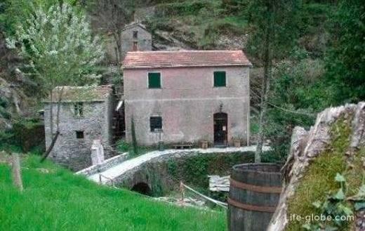 Рапалло италия наводнение