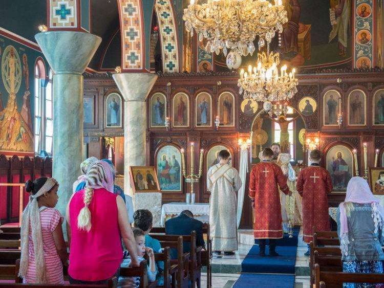 Православная церковь в греции
